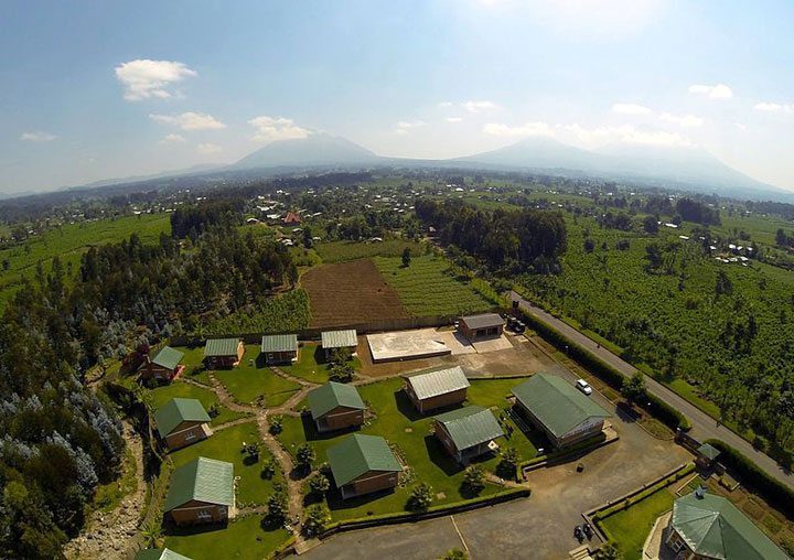 Africa Rising Cycling Center in Musanze District, Rwanda